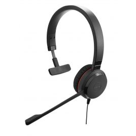 Jabra Evolve 30 II USB 3.5mm Headset with noise-cancelling microphone: Headphones for computer and smartphone/mobile phone