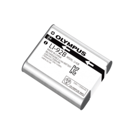 Olympus LI-92B Rechargeable Battery - Replacement battery for Olympus DS-9500, DS-9000 & DS-2600