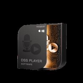 Olympus DSSPlayer for Mac V7 : Mac dictation/transcription software