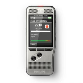 Philips DPM-6000 Digital Pocket Memo Voice Recorder : Dictation Recorder : Dictaphone