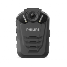 Philips DVT-3120 Video Tracer Body-worn video & audio recorder