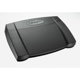 Infinity IN-USB-2 Foot Control - Transcription Foot Pedal