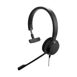 Jabra Evolve 20 USB Mono Headset with noise-cancelling microphone