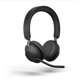 Jabra Evolve2 65 Duo Stereo Bluetooth Headset : Wireless Headphones