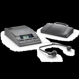Philips 720T Mini Cassette Transcriber