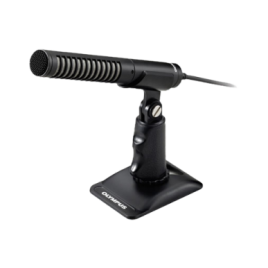 Olympus ME-31 Interview Microphone : Directional Compact Gun Microphone