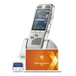 Philips DPM8000 Digital Pocket Memo with SpeechExec Pro Dictate Software