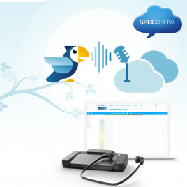 SpeechLIve Transcription Kit with USB Transcription Foot Control & Transcription Headset