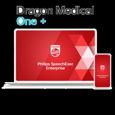 New : Dragon Medical One + SpeechExec Enterprise Dictation Workflow Solution