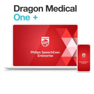 New : Dragon Medical One + SpeechExec Enterprise Dictation Workflow Solution