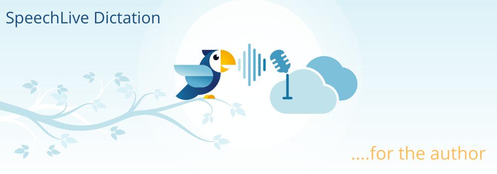 SpeechLive Dictation Recording