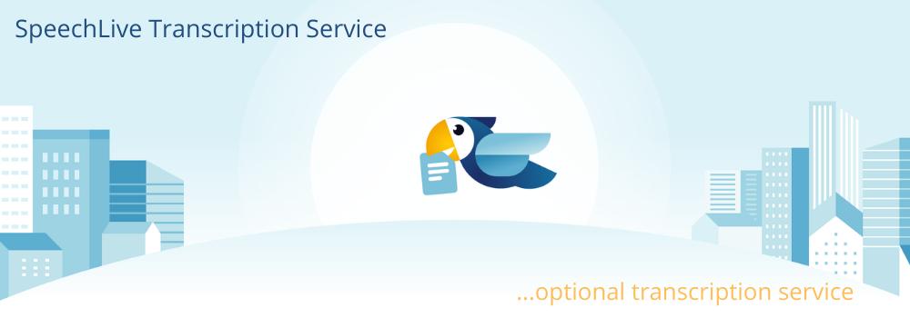 SpeechLive Trasncription Service