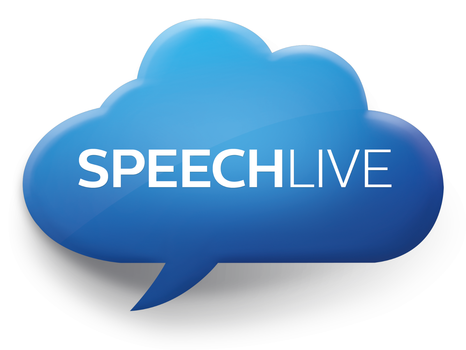 SpeechLive Cloud Dictation with smartphone app