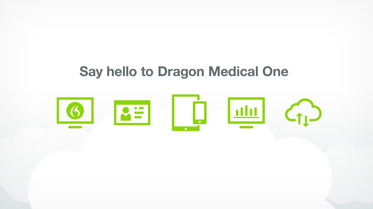 Dragon Medical One cloud-based voice recognition by Nuance