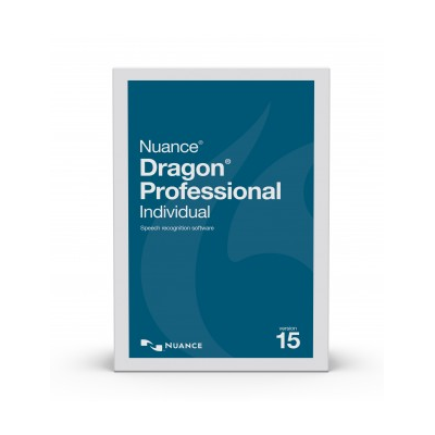 Buy download Dragon Professional Individual V15 Speech Recognition, Voice Recognition Software