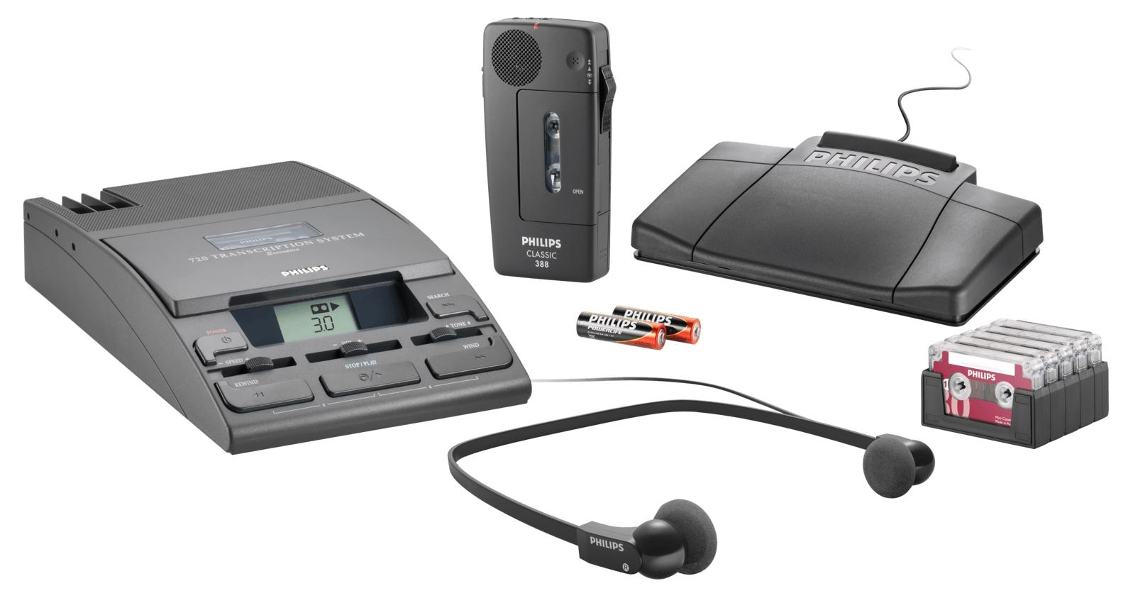 Mini Cassette Tape Dictation. Micro Cassette Tape Dictation. Analogue dictaphones. Tape dictaphones & transcribers